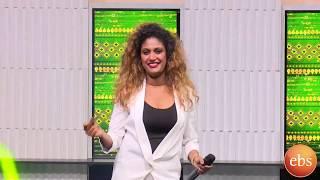 አብነት ደምሴ (አቢቲ) የአበበች ደራራ ሙዚቃን በእሁድን በኢቢኤስ/ Abinet Demesie Abebech Derara's Song Live Performance