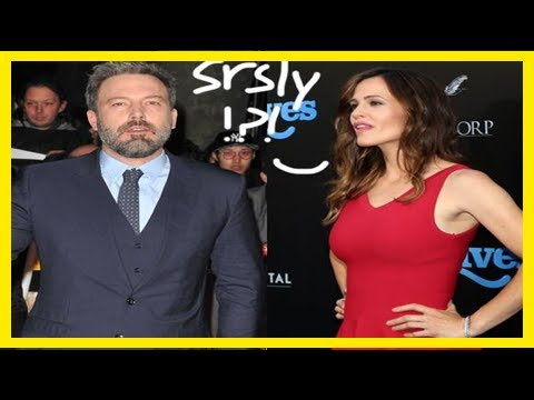 Breaking News | Jennifer garner is reportedly pissed at ben affleck! geez, we wonder why…