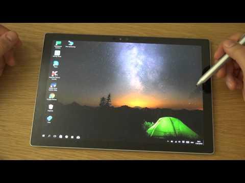 MICROSOFT Surface Pro 4 I7-6650U/16GB/256GB Best Tablet
