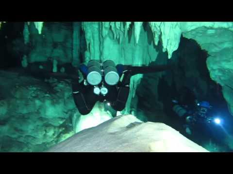 Cenotes Cave Diving, Riviera Maya