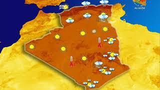 Retrouvez la météo du lundi 17 juin 2019 sur Canal ALgérie
