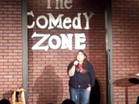 Comedy Zone Jax presents Carmen Morales