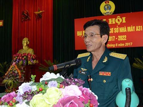 nha-may-a31-to-chuc-dai-hoi-cong-doan-co-so-nhiem-ky-2017-2022
