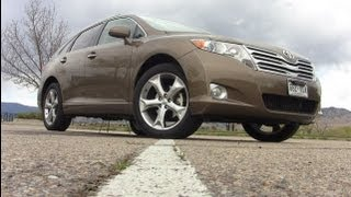 2011 Toyota Venza One Minute Review And Drive