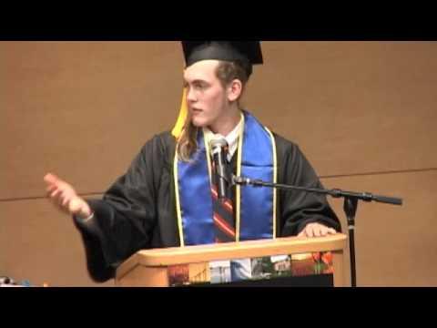 UCLA Institut für Umwelt und Nachhaltigkeit 2012 Commencement