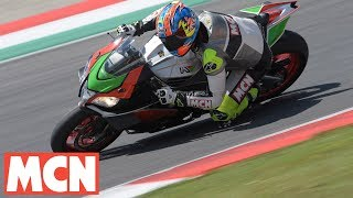 2. Aprilia RSV4 RF FW kit | First Ride | Motorcyclenews.com