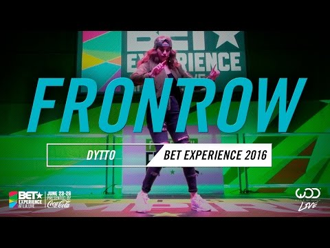 Dytto | WOD Live at BET Experience 2016 | #BETX #BETExperience
