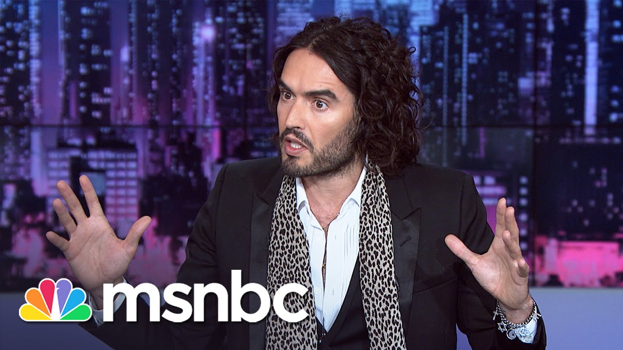 ASK iAN * Russell Brand's Revolution | msnbc
