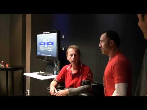 Earl Strickland and Joe Rogan (Part 1/3)