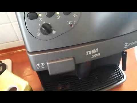 Saeco vienna plus, spidem trevi chiara coffee machine