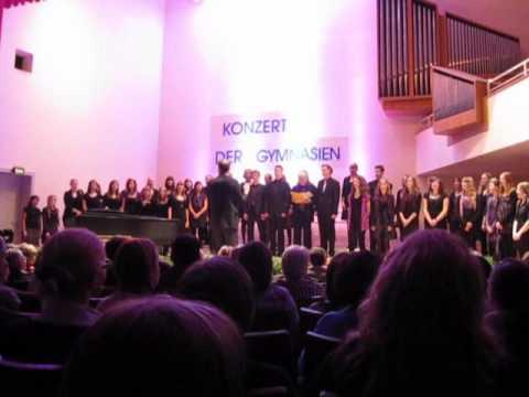 Konzert der Gymnasien 2011: Drück die 1 - KKG/GaM Chor видео