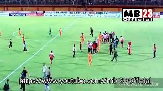 Video Madura United vs Borneo FC 1-1 Rusuh di Menit Akhir MP3, 3GP, MP4, WEBM, AVI, FLV Oktober 2017