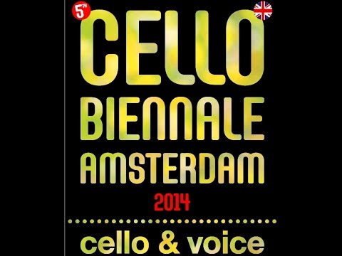 After movie Cello Biënnale Amsterdam 2014