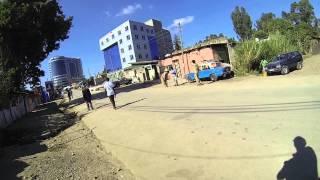 Car Wash Addis Ababa Nov 2013