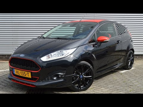 Ford Fiesta 1.0 ECOBOOST BLACK EDITION