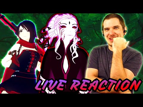 Volume 4 LOOKING SEXY! RWBY Volume 4 Episode 1-2 LIVE Reaction!
