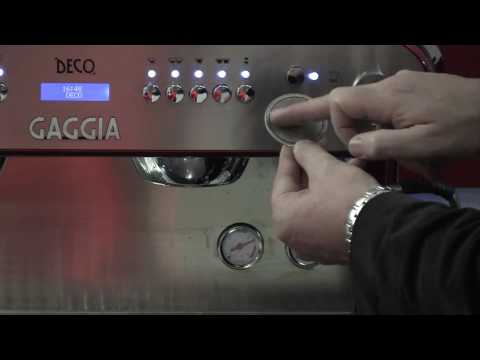 How to a clean a commercial coffee machine