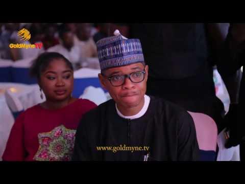 PRESIDENT BUHARI SURPRISES AUDIENCE AT LAFF MATTAZZ 2017 (Nigerian Music & Entertainment)