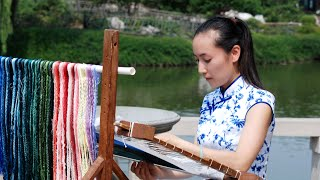 The elegant aesthetics and subtlety of Suzhou, a city with a history of more than 2500 years, inspired the beautiful art of silk...