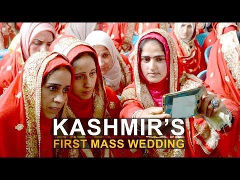 Video Kashmir's First Mass Wedding download in MP3, 3GP, MP4, WEBM, AVI, FLV January 2017
