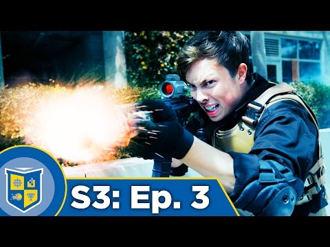 Video Game High School (VGHS) - S3: Ep. 3