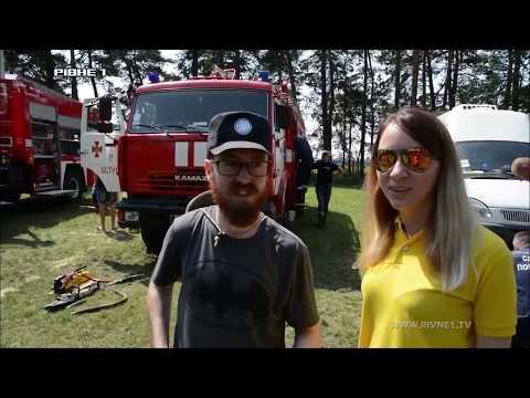 """""""Служба 101"""": робота рівненських рятувальників у літній період [ВІДЕО]"""