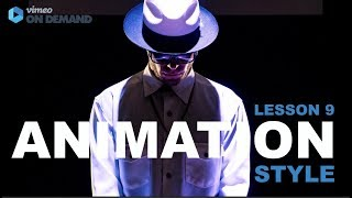 "JRock – LESSON IN ANIMATION DANCE STYLE ""Final Animation"" ""Beat Killing"""