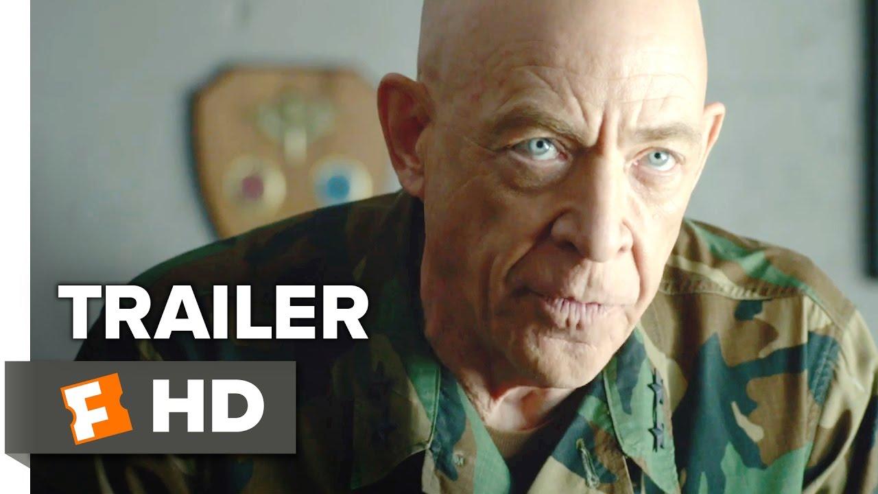 5 Navy Seals, $300 million in Gold, 1 Impossible Heist. Watch J.K. Simmons in Action Thriller 'Renegades' [Trailer]