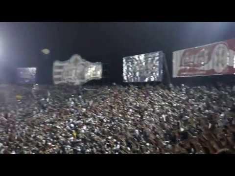 Cántico Olimpia de mi Vida - Final Copa Libertadores 2013 (ida) - La Barra del Olimpia - Olimpia