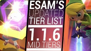 ESAM – UPDATED 1.1.6 TIER LIST PART 3 (Mid Tiers)