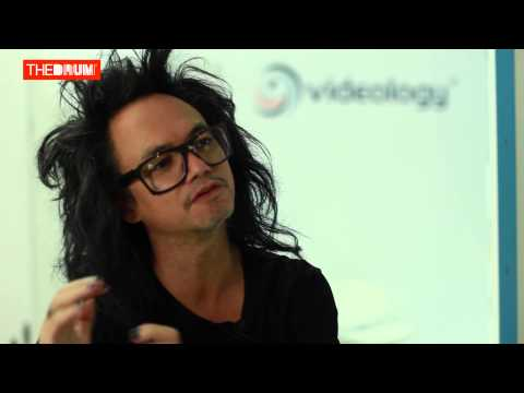 AOL digital prophet David Shing warns of the pitfalls of Artificial Intelligence in advertising and the rise of creativity through programmatic ads video