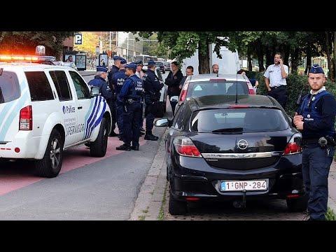 Βρυξέλλες: Επίθεση με μαχαίρι κατά αστυνομικού