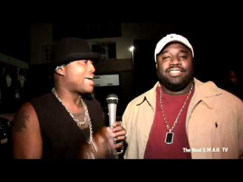 Comedian, Corey Holcomb stands up for Tracy Morgan - The Real S.W.A.G T.V