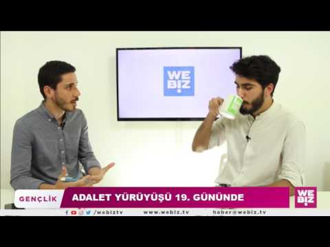Video Webiz Gençlik / Adalet Yürüyüşü / 03 07 2017 download in MP3, 3GP, MP4, WEBM, AVI, FLV January 2017