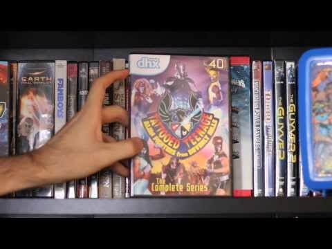 Tattooed Teenage Alien Fighters from Beverly Hills DVD Review