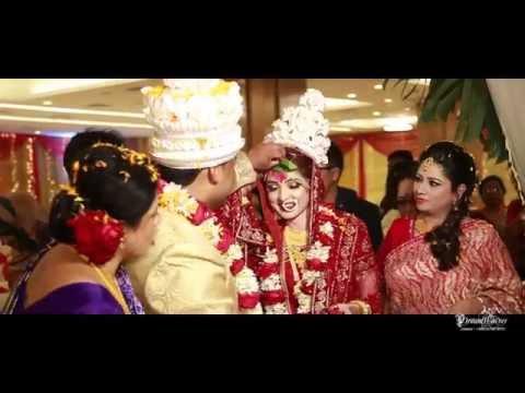Wedding Cinematography by Dream Weaver :: Amit & Anindita Full Trailer