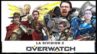Video La Division 2 sur OVERWATCH avec Sorina, Benzaie, Antoine Daniel et Mathieu Sommet MP3, 3GP, MP4, WEBM, AVI, FLV Juli 2017