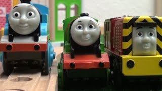 Thomas and Friends Trains Fire Engine Ambulance Police Brio City Farm Animals und seine Freunde