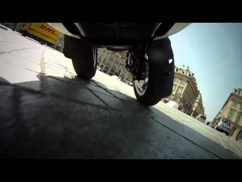 Piaggio MP3 Hybrid 300 Official Video