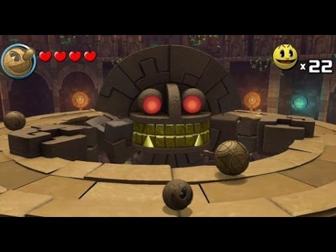 Pac-Man & the Ghostly Adventures Part 6 - World 2 Ruins - Temple of Slime & Ruined Maze
