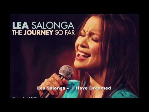 Lea Salonga - I Have Dreamed
