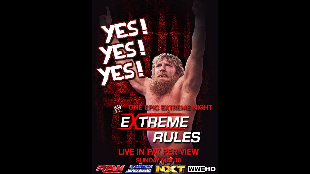 WWE Extreme rules google Hangout predictions