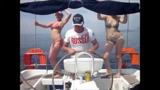 Сальса, бачата, танцы и море удовольствия - отдых на яхте.