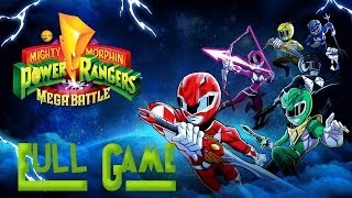 Subscribe!!!  http://bit.ly/KwijGamingSubHello everyone! Welcome to another walkthrough by Kwij Gaming! Today we're playing Mighty Morphin Power Rangers: Mega Battle for the XBOX One. This is a classic Beat-em-up game where you play as your favourite Power Rangers to defend the Earth against Rita Repulsa and Lord Zedd! If you were a child of the 90s, you'll find something to love in this game. This video is a complete walkthrough of the story mode from start to finish. I use Tommy (White Ranger version) because I preodered the game and for the character for free. Otherwise, you're limited to the six original rangers. I earn about 50% of the available Achievements during the run, and they're all quite straight-forward to earn. You'll get them without really thinking about them. There are a total of 6 Chapters, with three levels each. They do get progressively more difficult, so playing with a buddy would really be best. My only faults with the game are that there is some input lag from time to time, as well as the fact that you don't actually get to fight as your Megazord, it's just a series of quicktime events. Also, the difficulty is manageable, but I was hoping for something harder. I might get my wish when I climb Rita's Tower though. Stay tuned for that video!Thanks so much for watching. Be sure to like, comment, and subscribe to Kwij Gaming for more awesome walkthroughs and gaming videos! Fun links below:Final Fantasy XV: http://bit.ly/FFXVWalkthroughAttack on Titan: http://bit.ly/AttackOnTitanKwijReCore: http://bit.ly/ReCoreWalkthroughUncharted 4: http://bit.ly/U4CrushingKwijGamingUncharted 4 Trophy Guide: http://bit.ly/U4TGKwijGamingSuper Mario 3D World: http://bit.ly/SM3DWKwijGamingMario Kart 8 Wii U: http://bit.ly/MarioKart8KwijGamingHarvey Birdman: http://bit.ly/BirdmanKwijGaming
