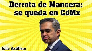 Video Derrota de Mancera: se queda en CdMx MP3, 3GP, MP4, WEBM, AVI, FLV Desember 2017