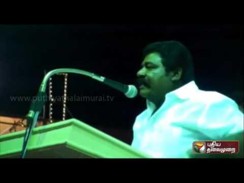 Vaakkala-Perumakkale-Actor-Imman-Annachi-speech-supporting-DMK