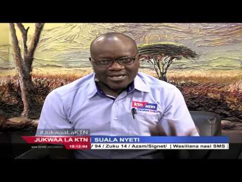 Jukwaa la KTN 28th July 2016 Utunzi wa Fedha