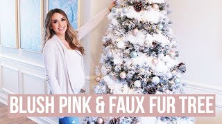 DECORATE WITH ME! CHRISTMAS TREE | ALEXANDREA GARZA