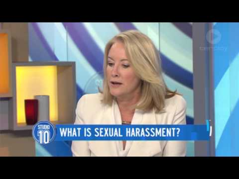 What Is Sexual Harrassment?