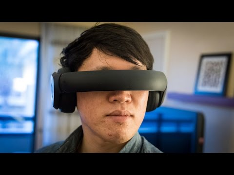 Display - Head-mounted displays have received a lot of attention for their potential use as virtual reality devices, but most are still LCD or OLED panels strapped to your head. We saw Avegant's